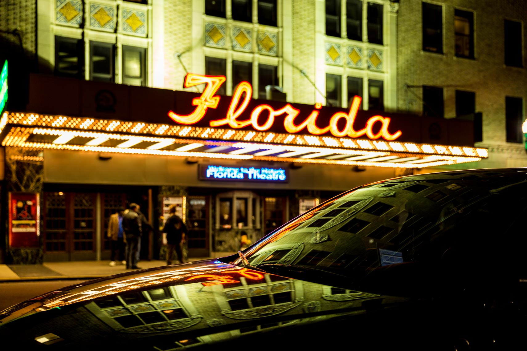 Florida Theatre Downtown Jacksonville Florida