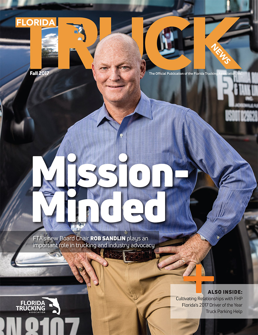 Florida Truck News Cover