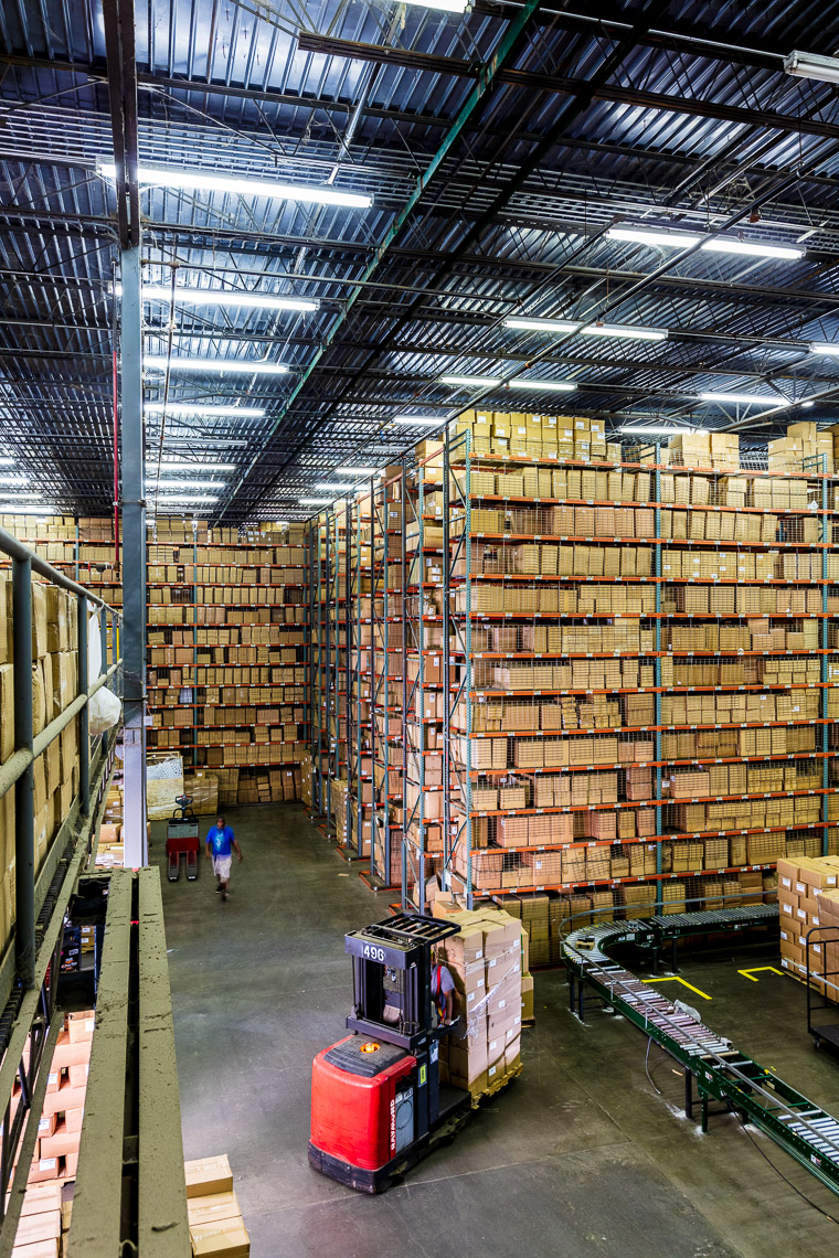 Warehouse Supply Chain
