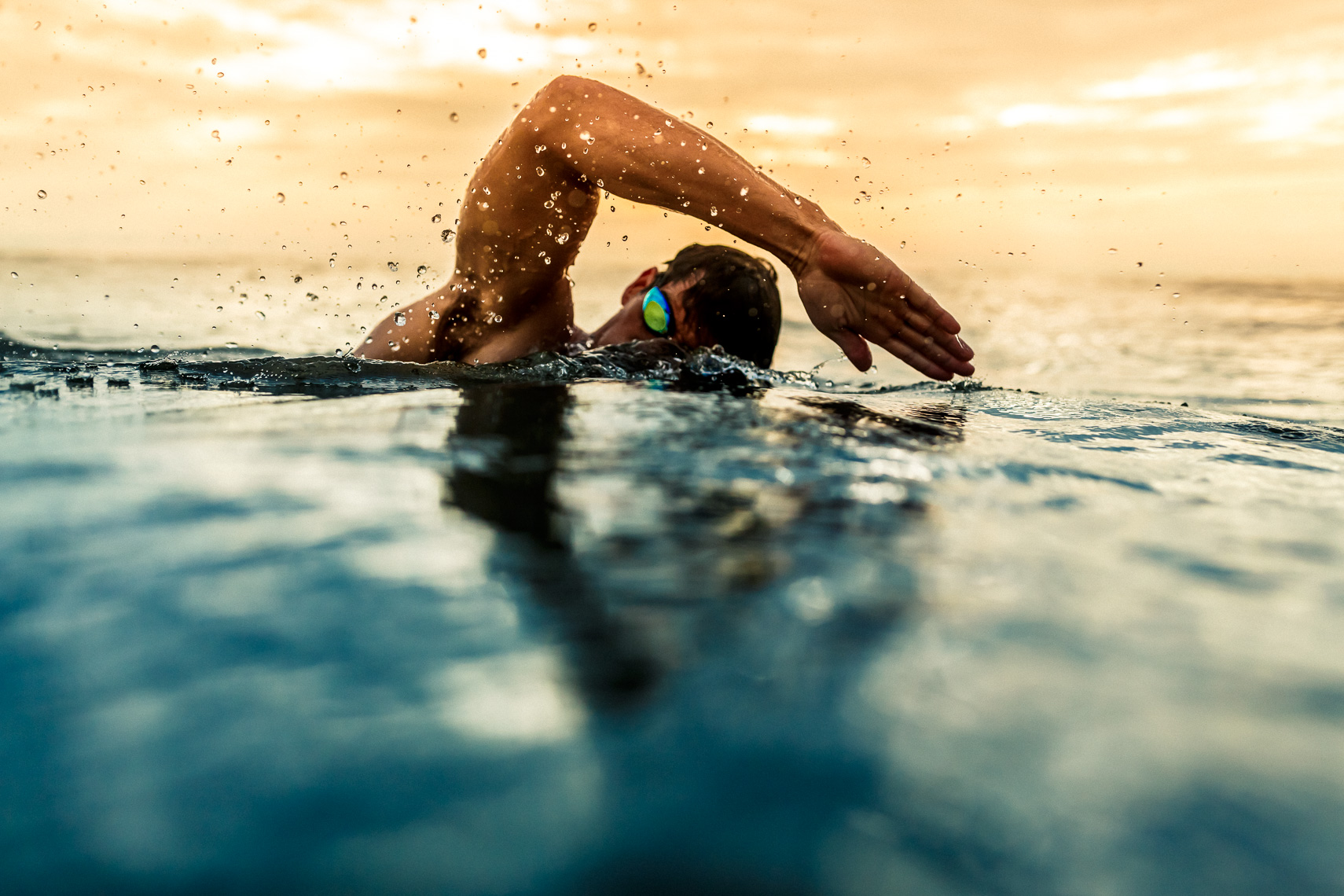 Swimming Lifestyle Photography